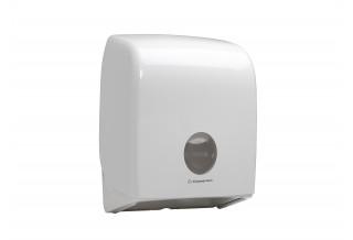 Дозатор за тоалетна хартия Мини Джъмбо AQUARIUS* КОД: 6958