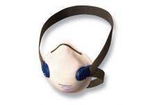 Дихателна маска R10 FFP1 NR - с двоен клапан КОД: 64260