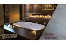 Тоалетна хартия - малки ролки