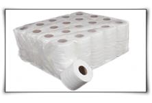 Тоалетна хартия - бяла