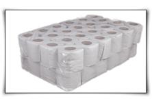 Тоалетна хартия избелена